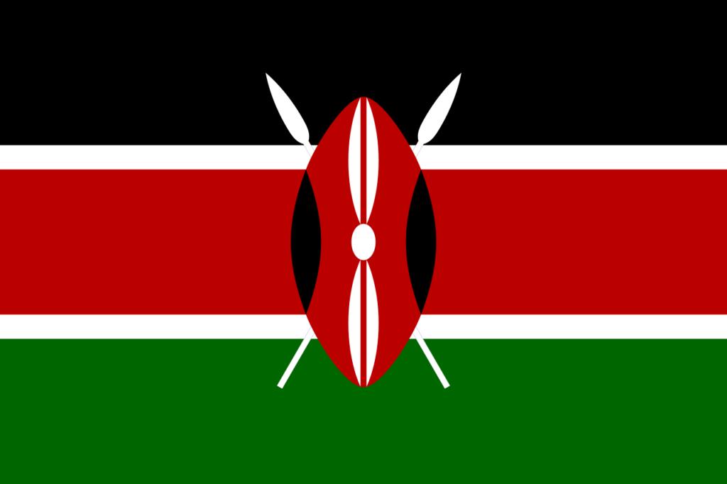 флаг кении-1