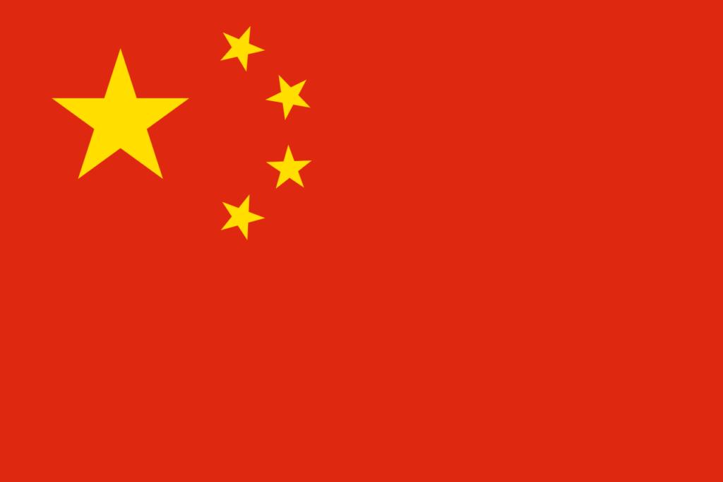 флаг китая-1