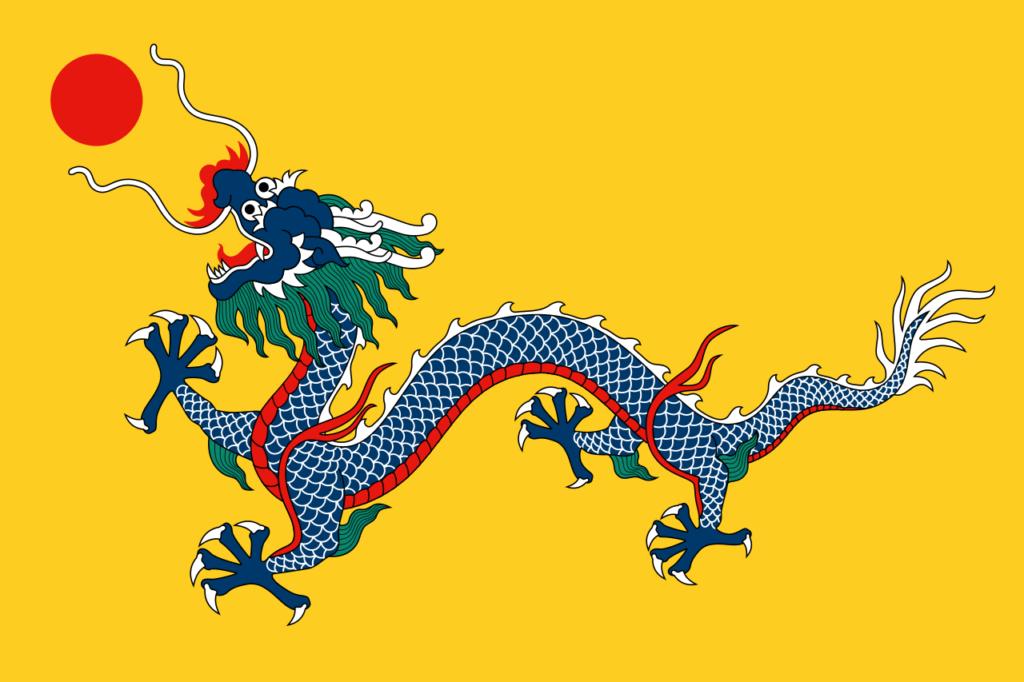 флаг китая-3