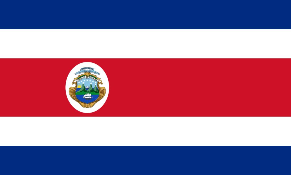 флаг коста-рики-1