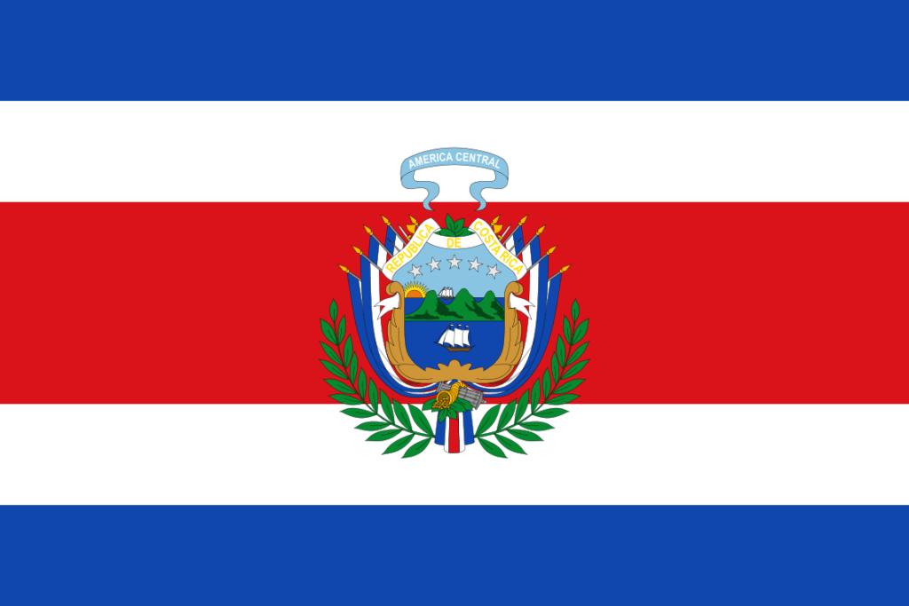 флаг коста-рики-9