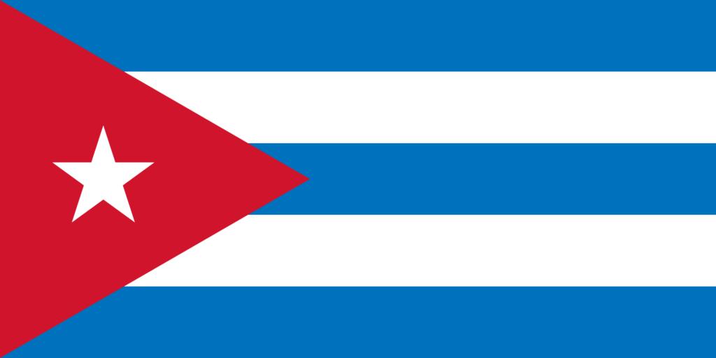 флаг кубы-4