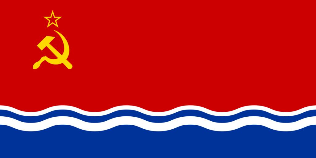 флаг латвии-3