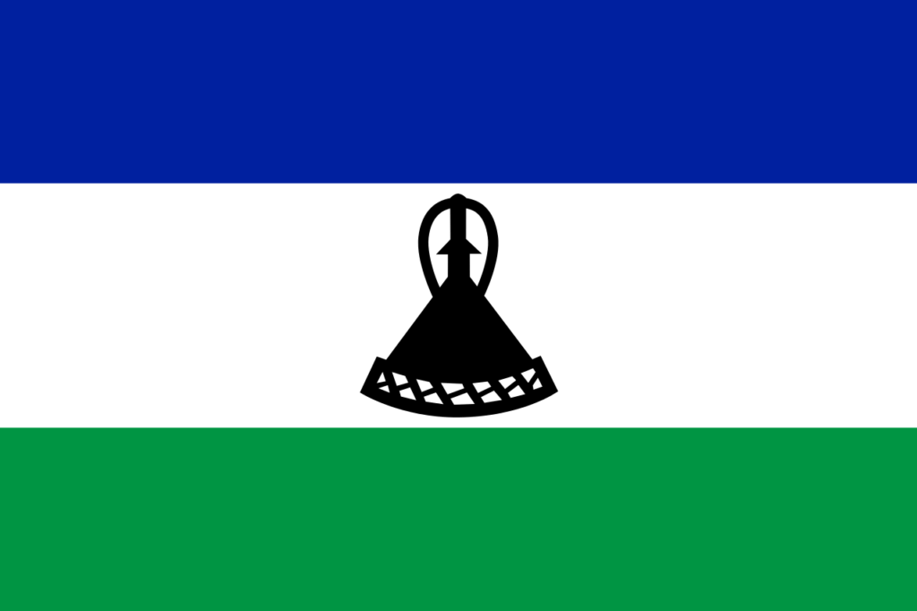 флаг лесото-1