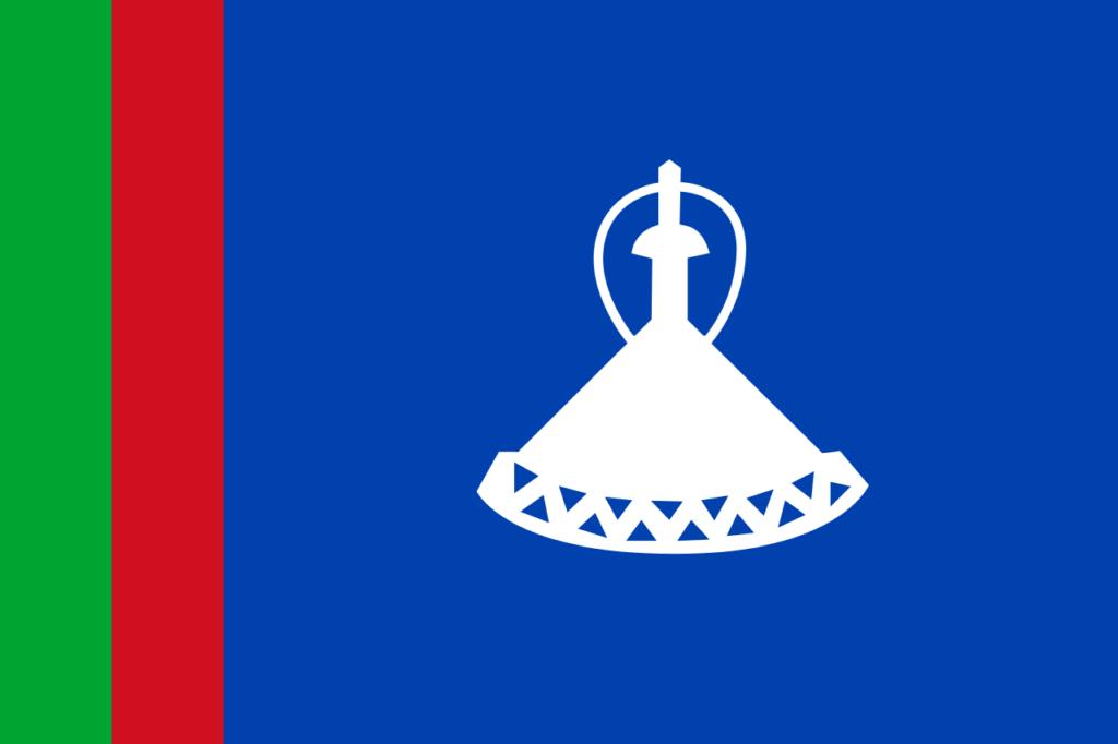 флаг лесото-3