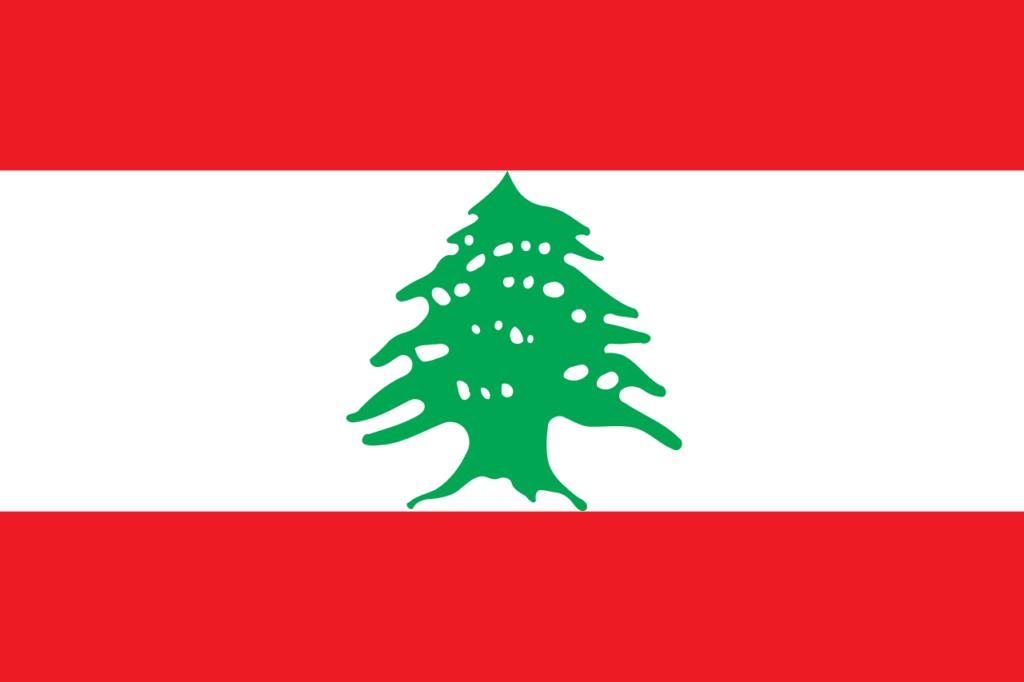 флаг ливана-1