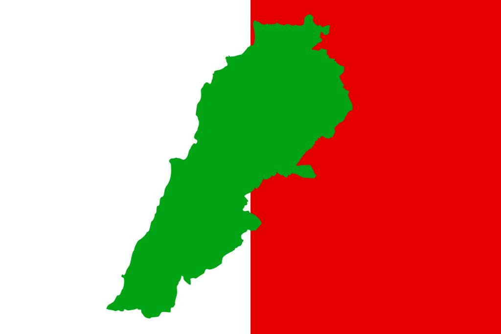 флаг ливана-11