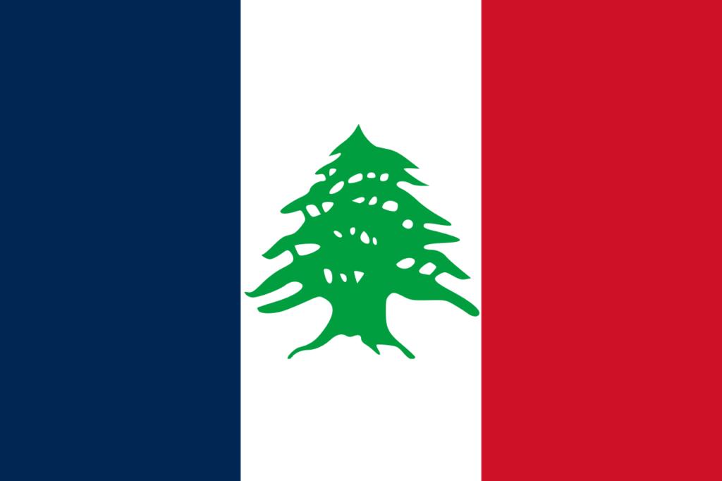 флаг ливана-4