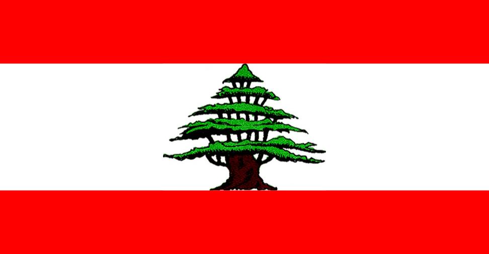 флаг ливана-6