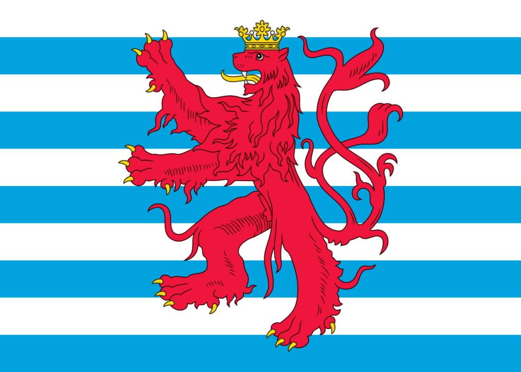 флаг люксембурга-2