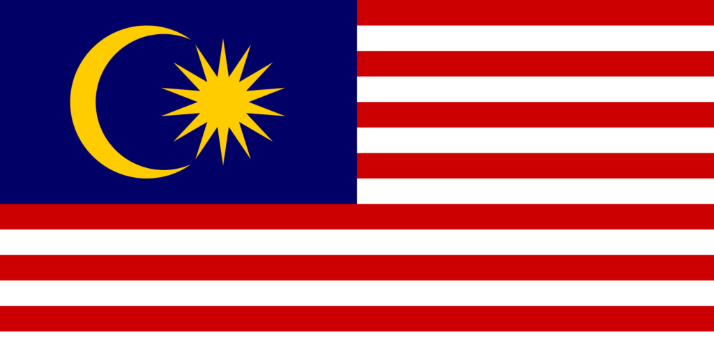 флаг малайзии-1