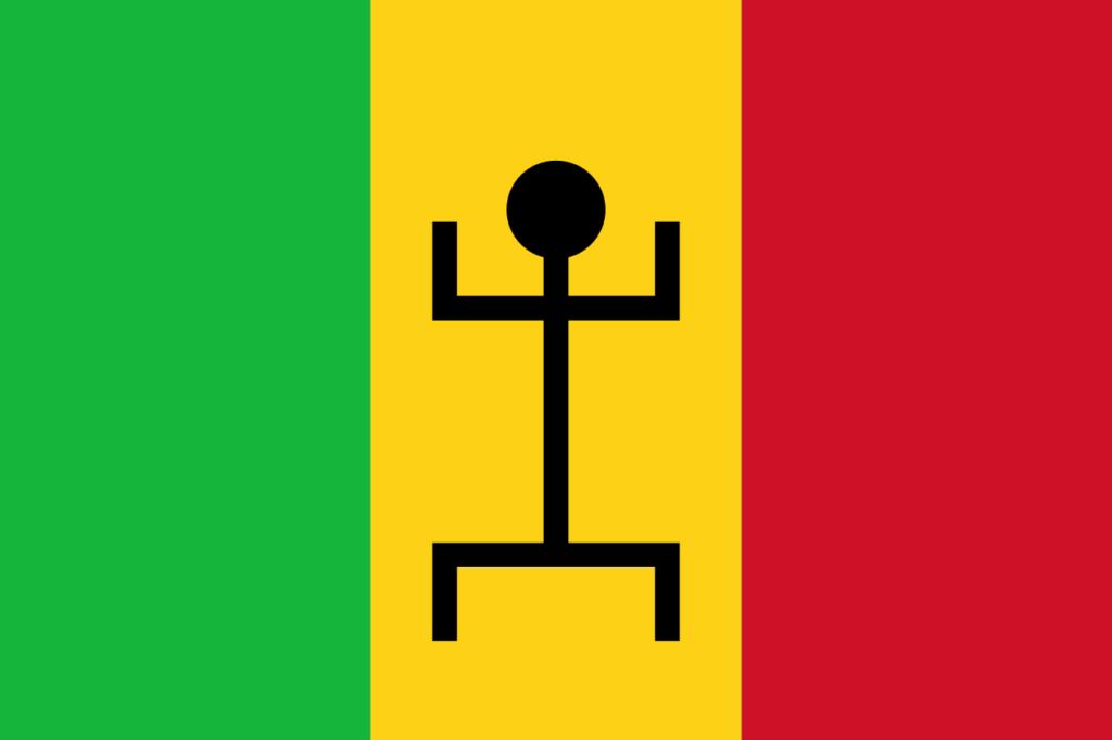 флаг мали-3