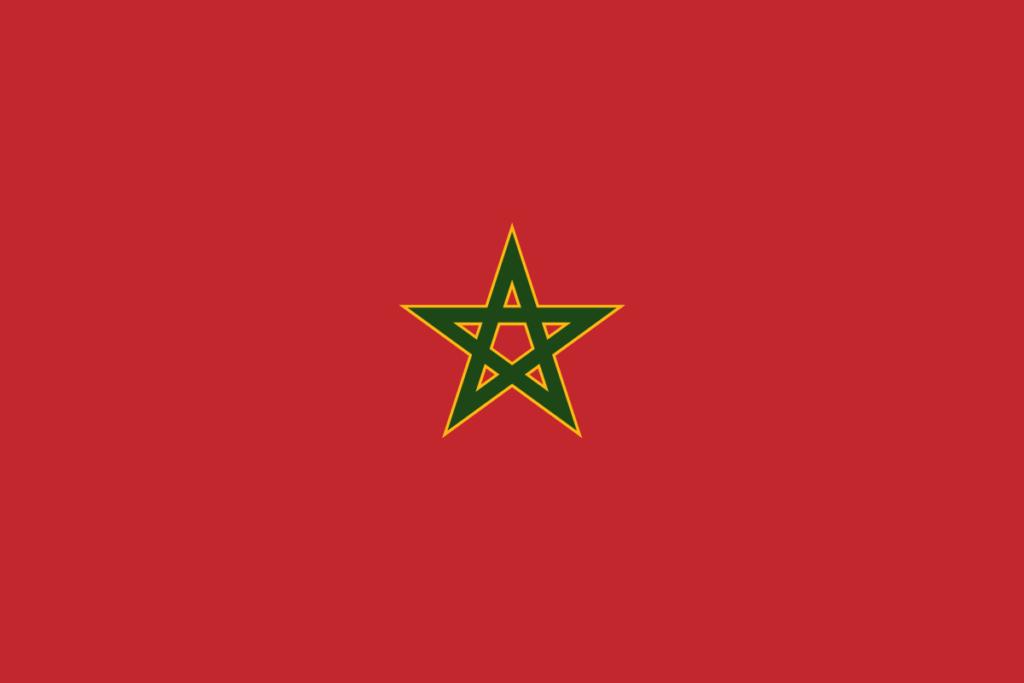 флаг марокко-7