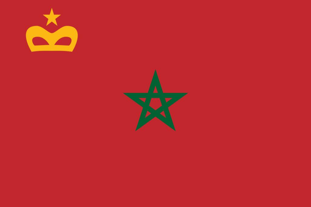 флаг марокко-8
