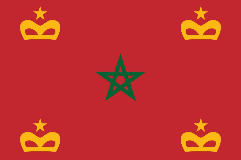флаг марокко-5