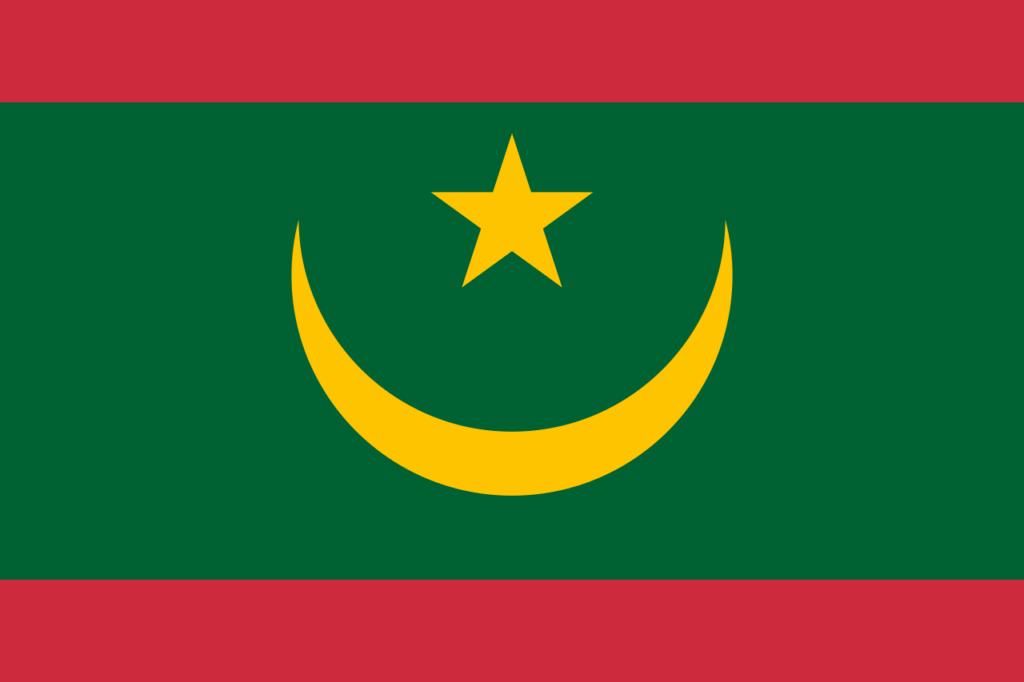 флаг мавритании-1