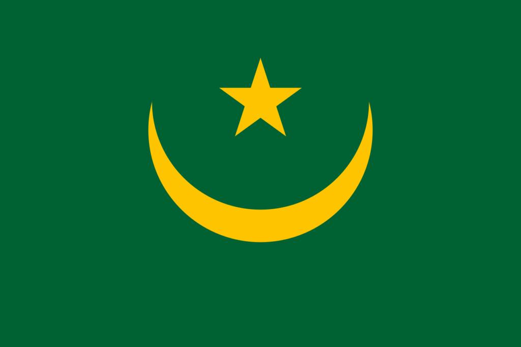 флаг мавритании-2