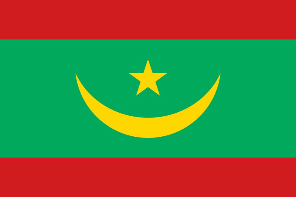 флаг мавритании-4