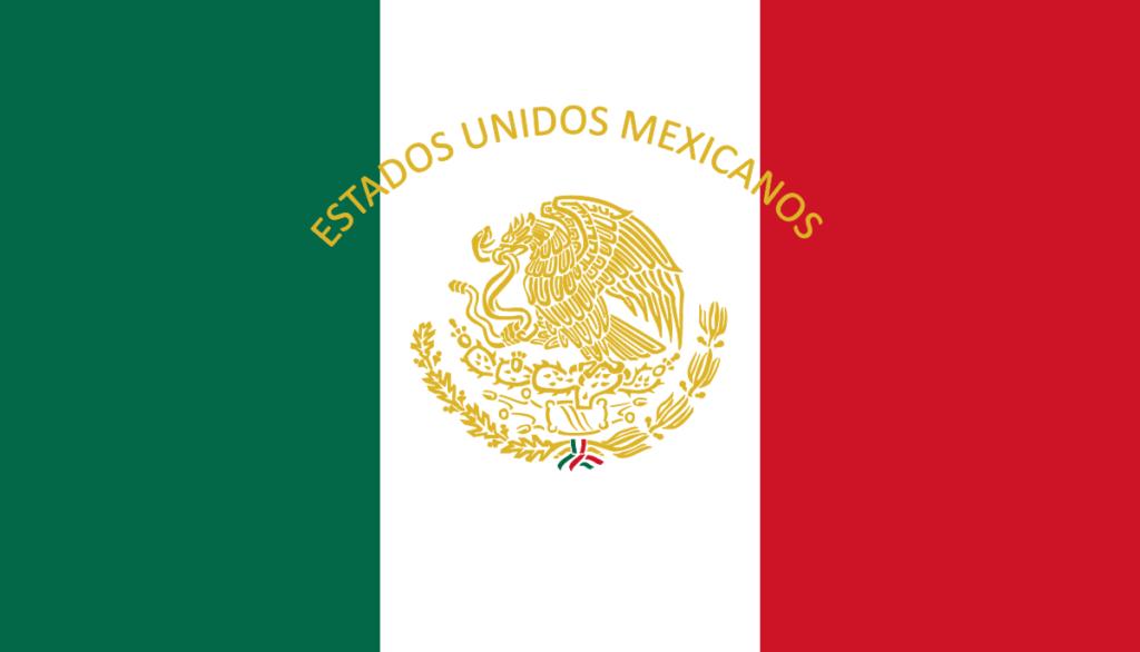 флаг мексики-13