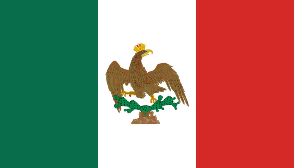 флаг мексики-5