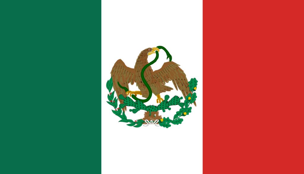 флаг мексики-6