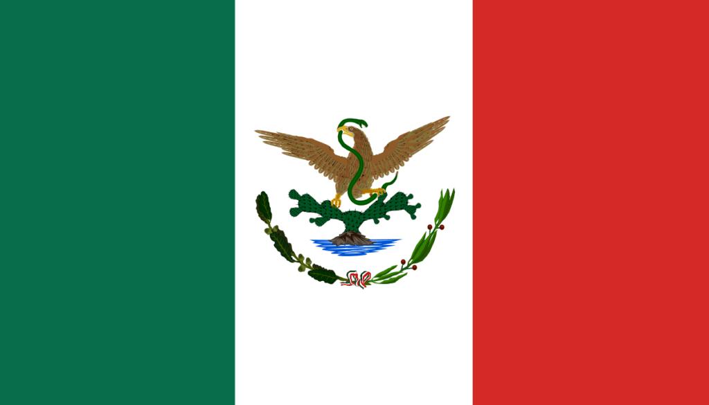 флаг мексики-9