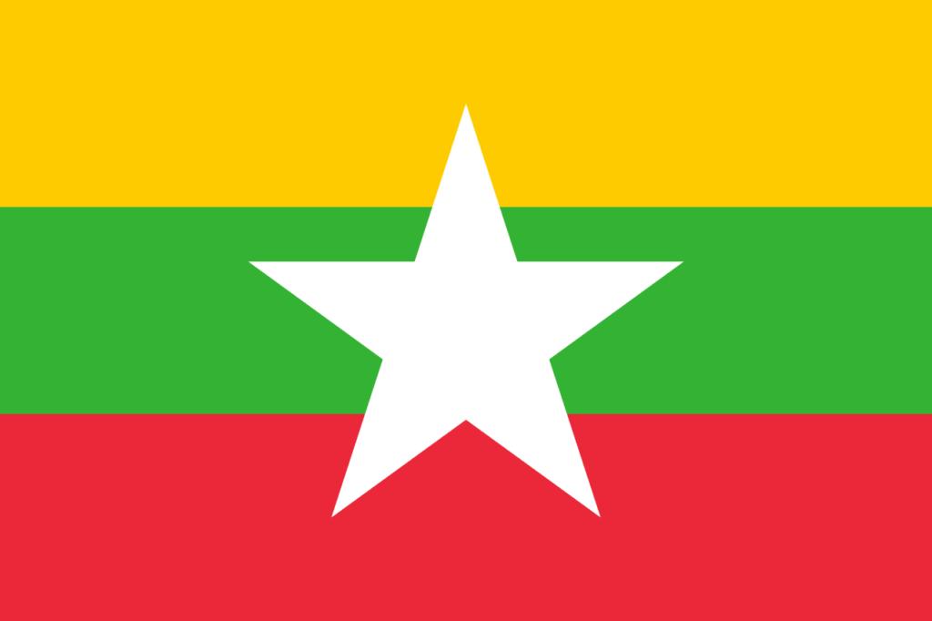 флаг мьянмы-1