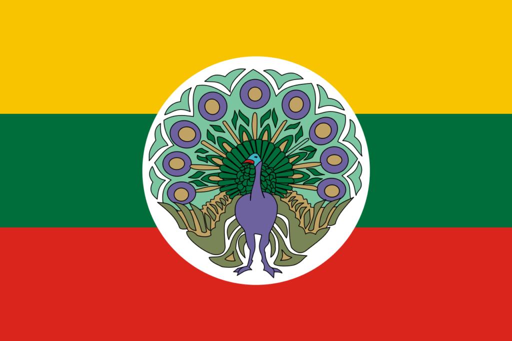 флаг мьянмы-8
