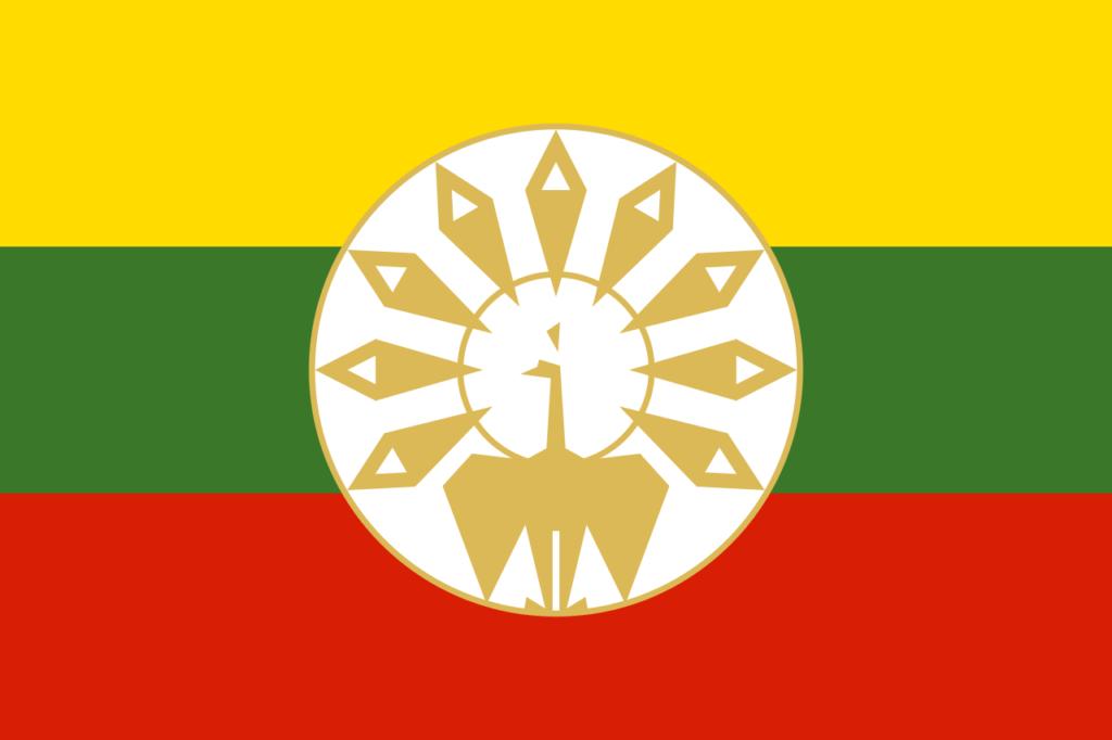 флаг мьянмы-9