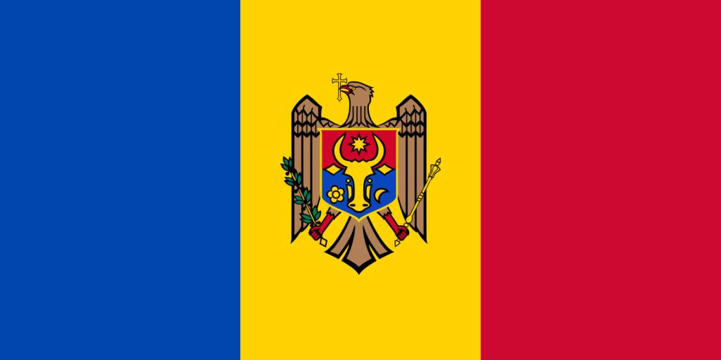 флаг молдавии-1