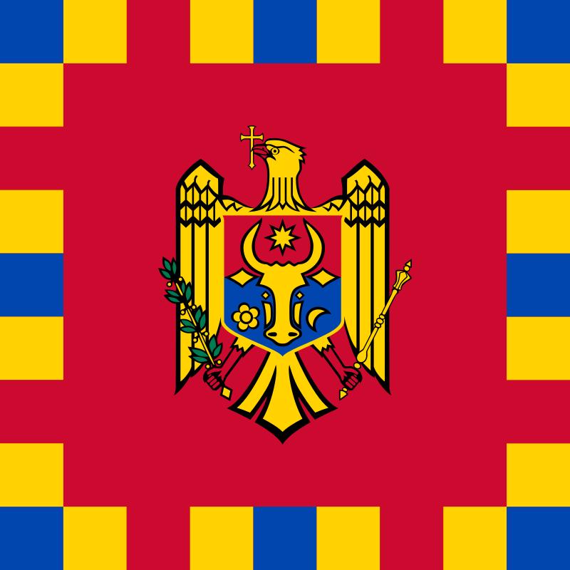 флаг молдавии-20