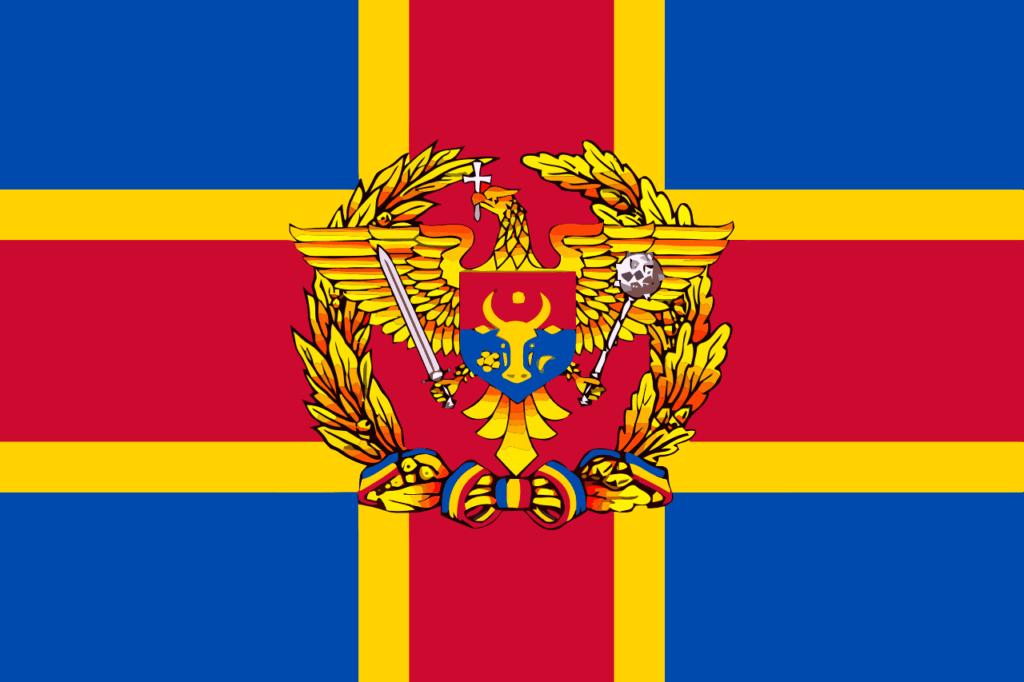 флаг молдавии-21