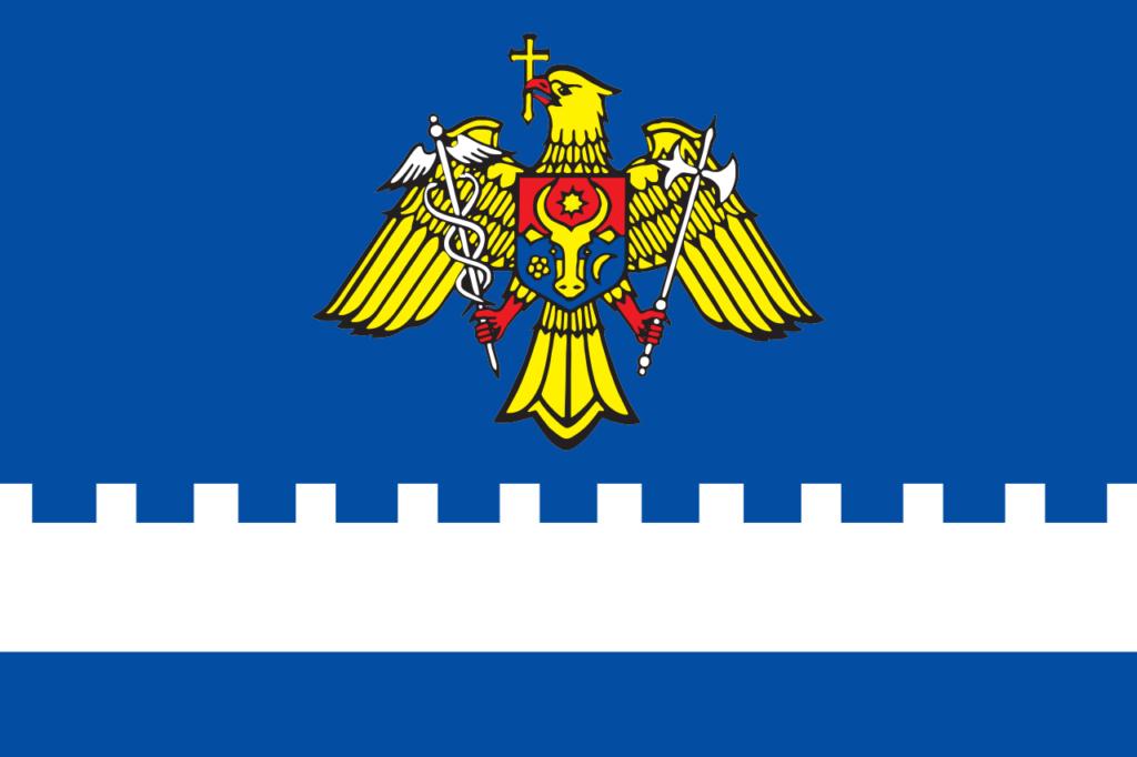 флаг молдавии-23