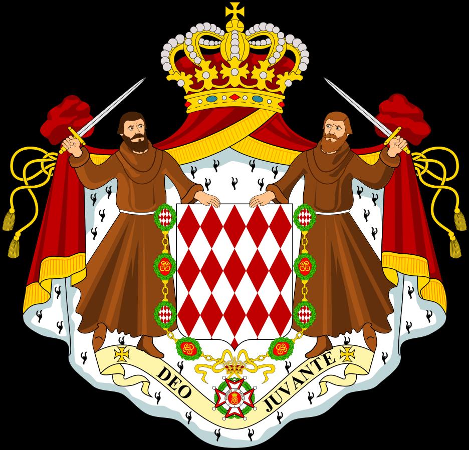 флаг монако-5