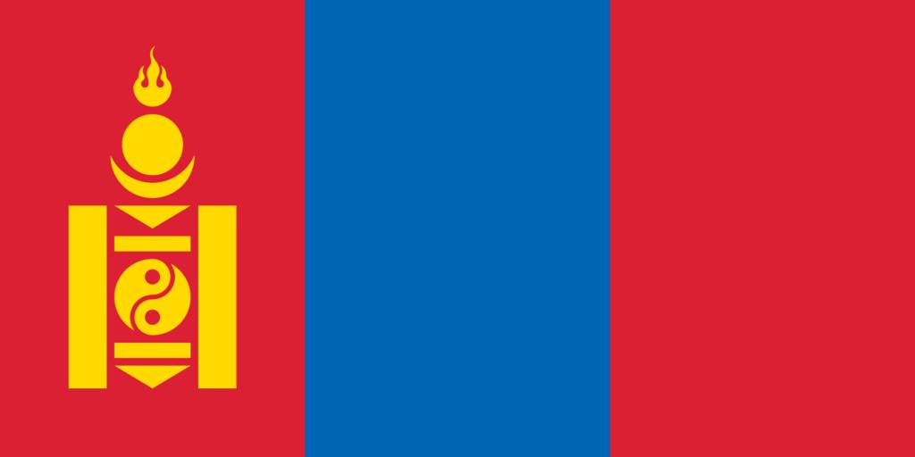 флаг монголии-1