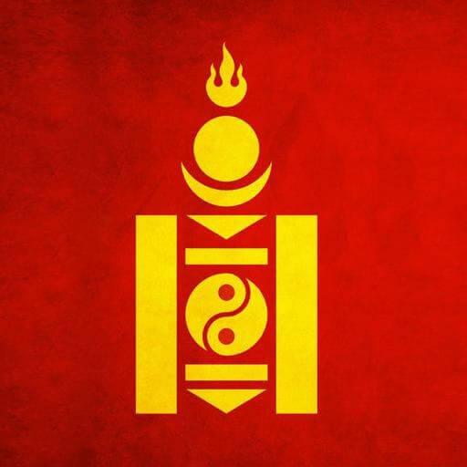флаг монголии-9