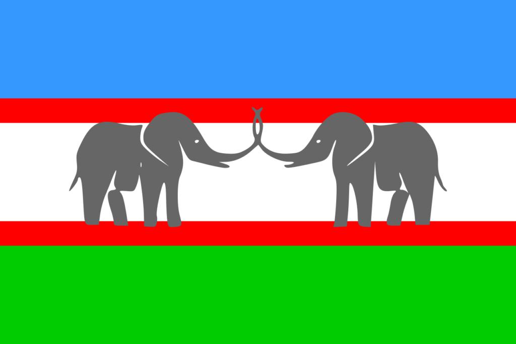 флаг намибии-8
