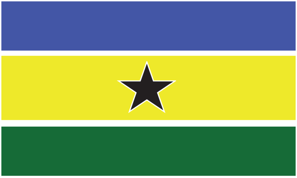 флаг намибии-9