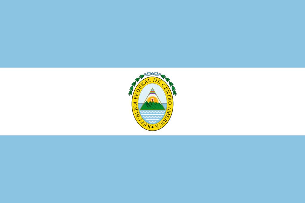 флаг никарагуа-3