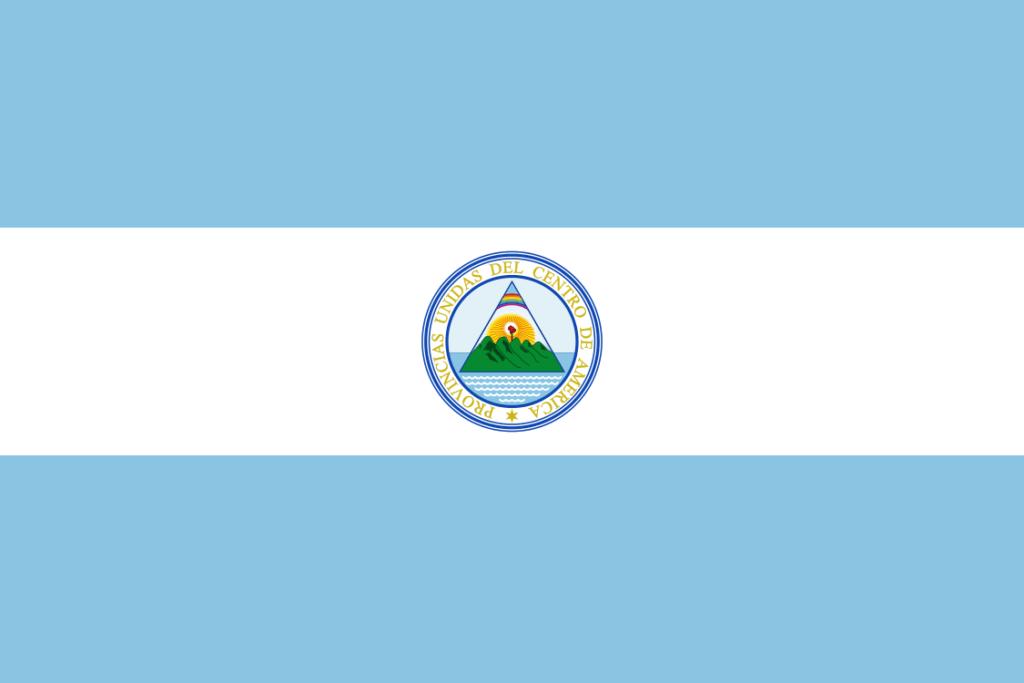флаг никарагуа-4