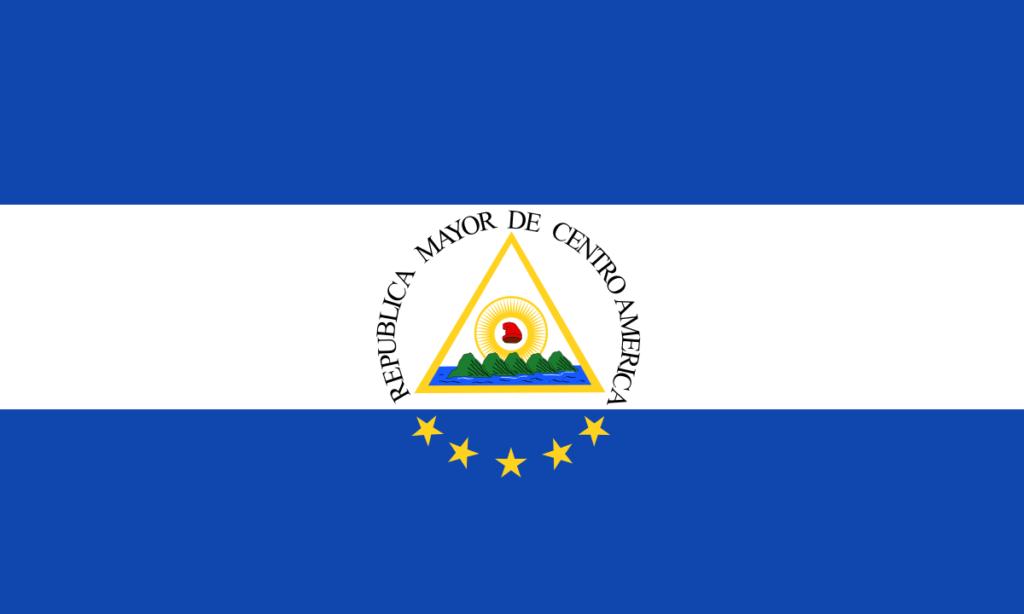 флаг никарагуа-6