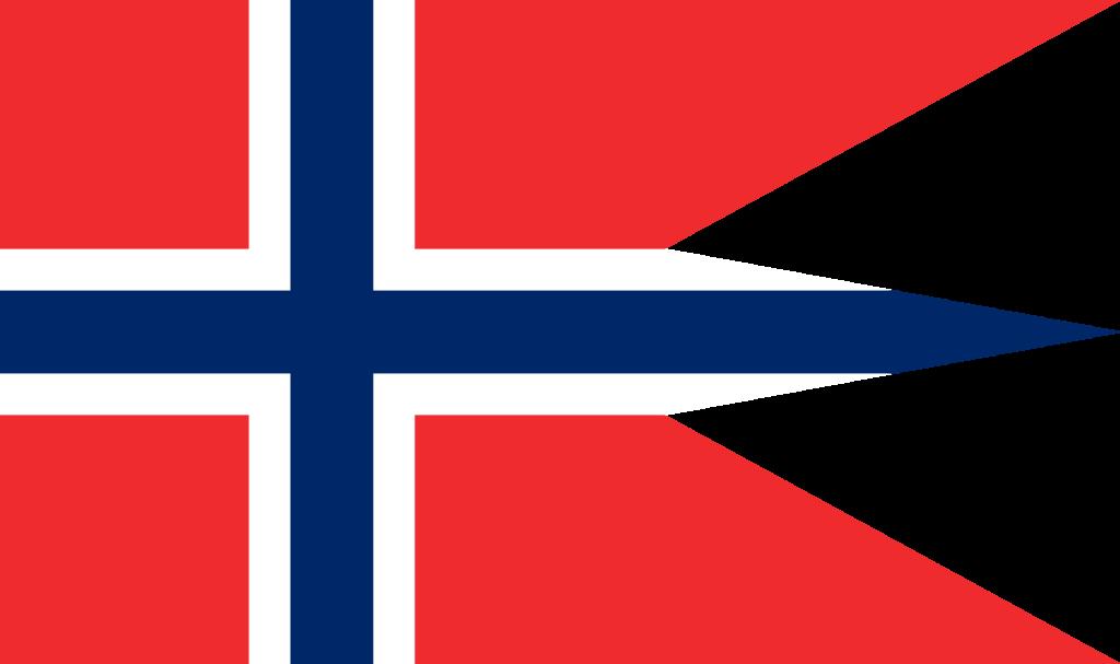флаг норвегии-6