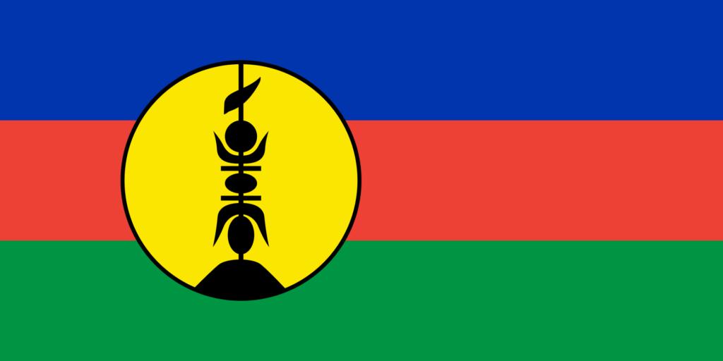 флаг новой каледонии-2