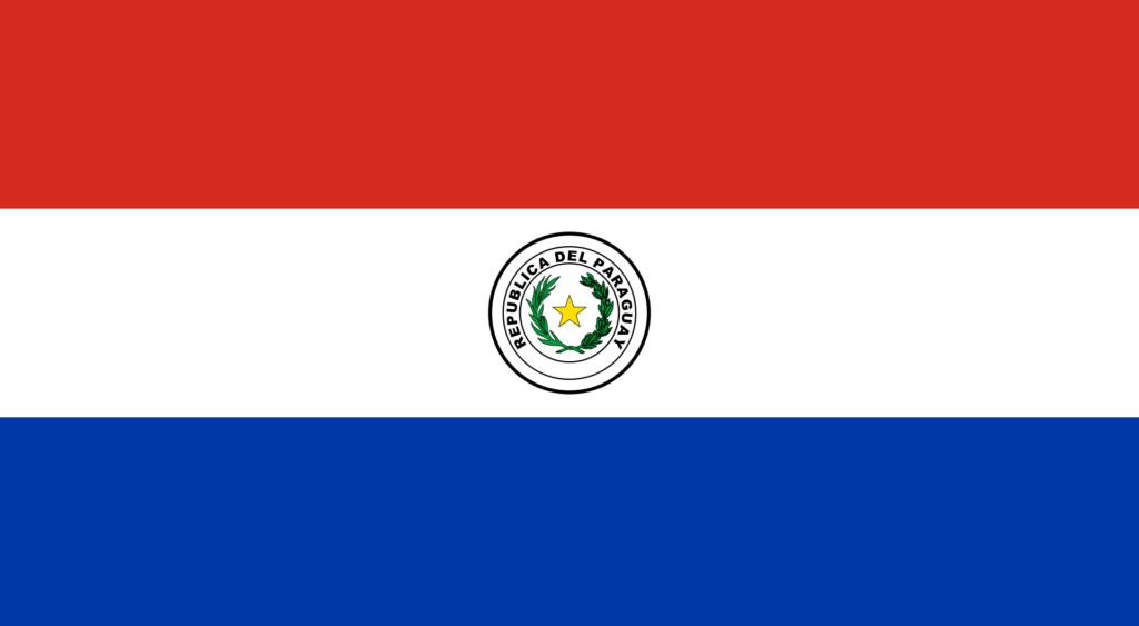 флаг парагвая-1