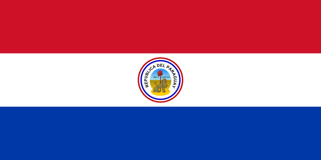 флаг парагвая-10