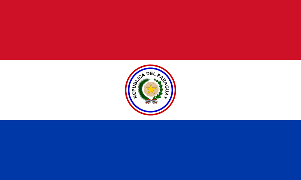 флаг парагвая-11