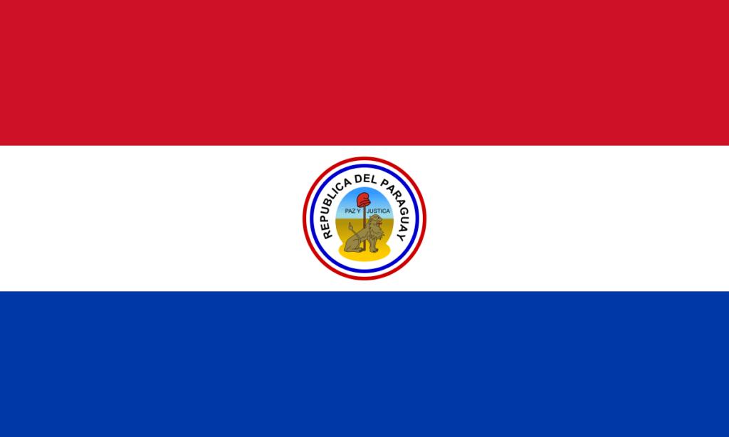 флаг парагвая-12