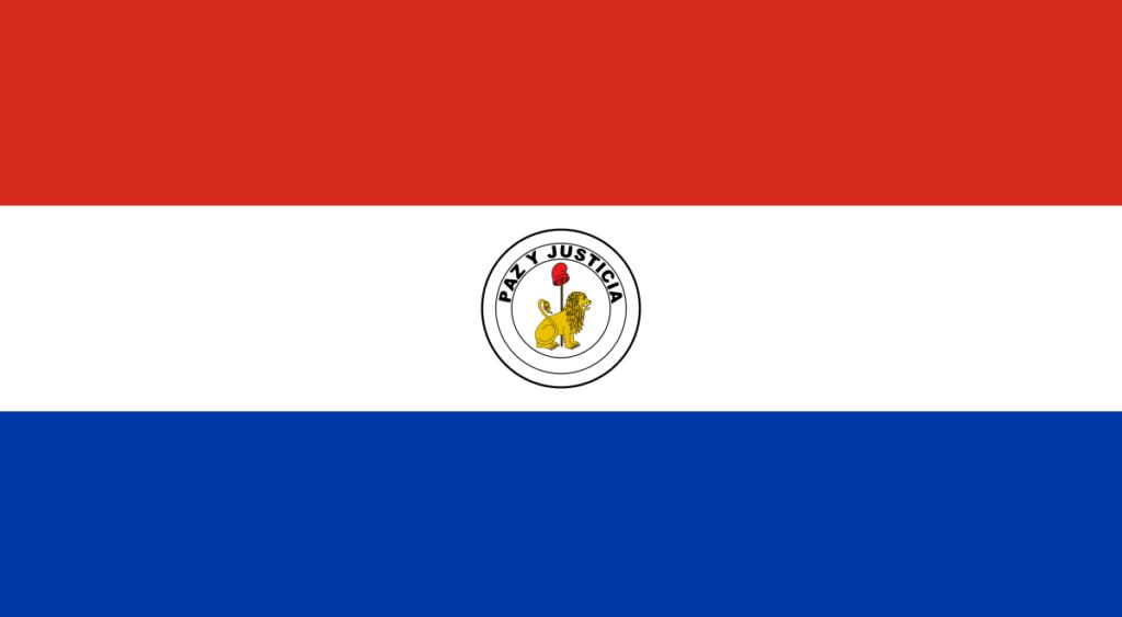 флаг парагвая-13