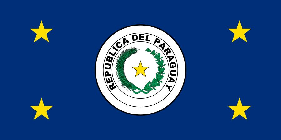 флаг парагвая-16