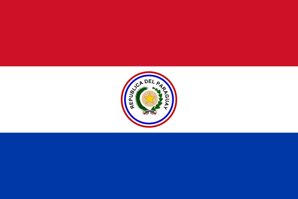 флаг парагвая-2